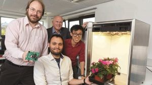 Plant science firm grows after boost from Y-Accelerator