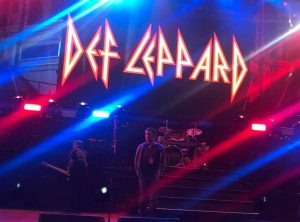 Rotherham start-up strikes chord with Def Leppard